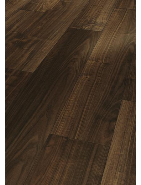 PARADOR Laminat »Basic 200«, 11 Stk./2,99 m², 7 mm,  Walnuss
