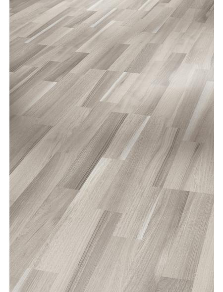 PARADOR Laminat »Basic 200«, 12 Stk./2,99 m², 7 mm,  Akazie Grau