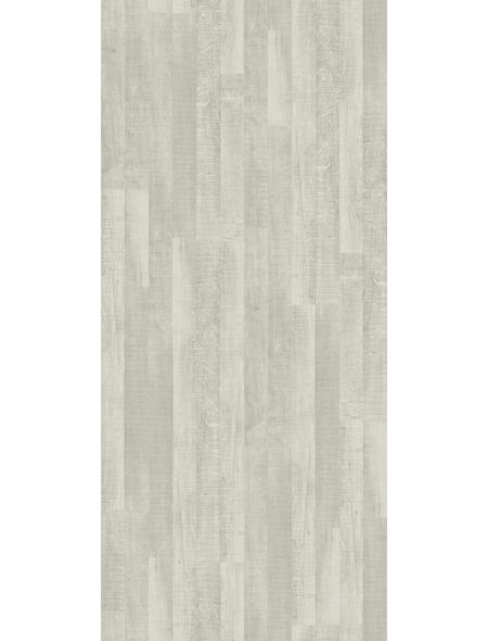 PARADOR Laminat »Basic 200«, 12 Stk./2,99 m², 7 mm,  Eiche sägerau weiss