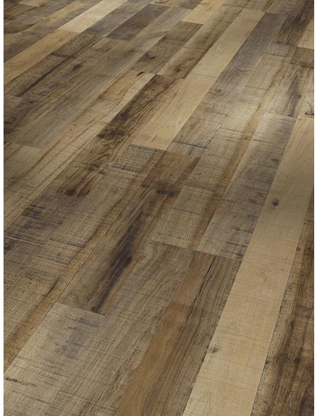 PARADOR Laminat »Basic 200«, 12 Stk./2,99 m², 7 mm,  Kastanie Vintage Braun