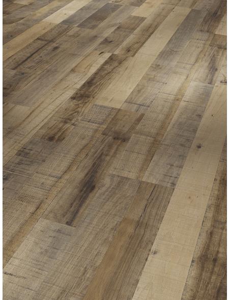 PARADOR Laminat »Basic 400«, B x L: 194 x 1285 mm, kastanie