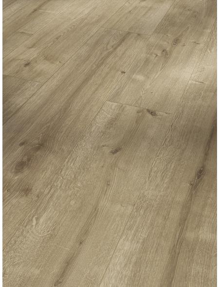 PARADOR Laminat »Basic 600«, 6 Stk./3,21 m², 9 mm,  Eiche geschliffen