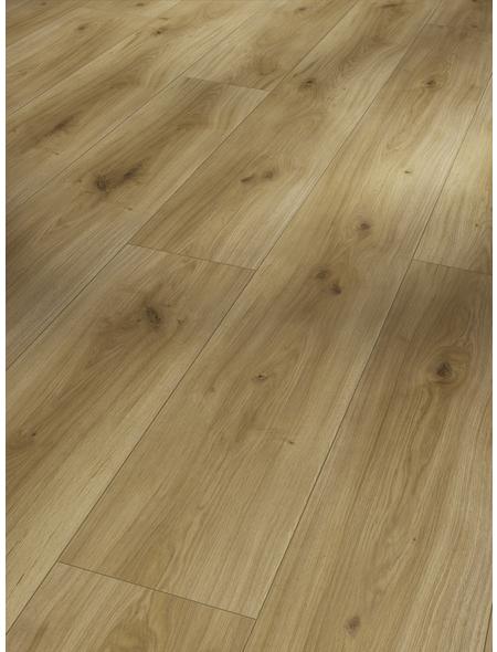 PARADOR Laminat »Basic 600«, 6 Stk./3,21 m², 9 mm,  Eiche Horizont Natur