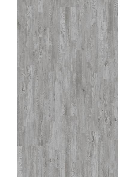 PARADOR Laminat »Classic 1050«, 10 Stk./2,49 m², 8 mm,  Eiche Silber