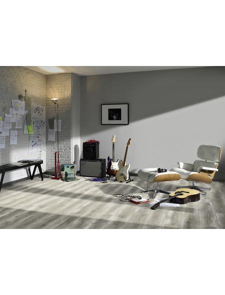 PARADOR Laminat »Classic 1050«, 10 Stk./2,49 m², 8 mm,  Eiche Vintage Grau