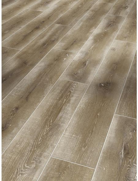 PARADOR Laminat »Classic 1050«, 10 Stk./2,49 m², 8 mm,  Eiche Vintage Natur