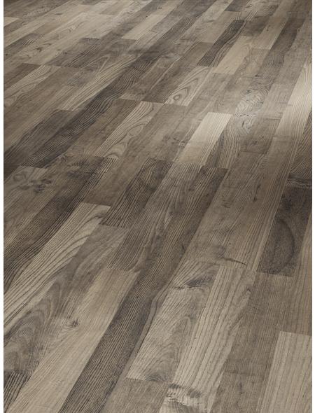 PARADOR Laminat »Classic 1050«, 10 Stk./2,49 m², 8 mm,  Esche gealtert