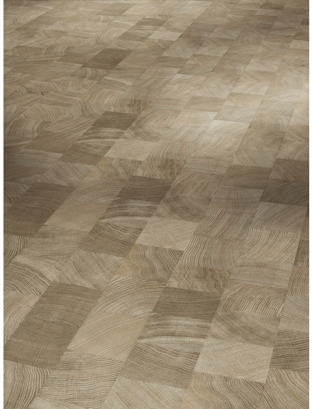 PARADOR Laminat »Classic 1050«, 10 Stk./2,49 m², 8 mm,  Hirnholz Eiche gekälkt