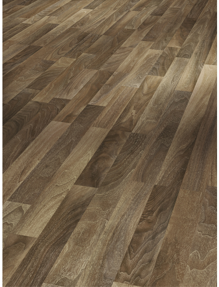 PARADOR Laminat »Classic 1050«, 10 Stk./2,49 m², 8 mm,  Walnuss gekälkt