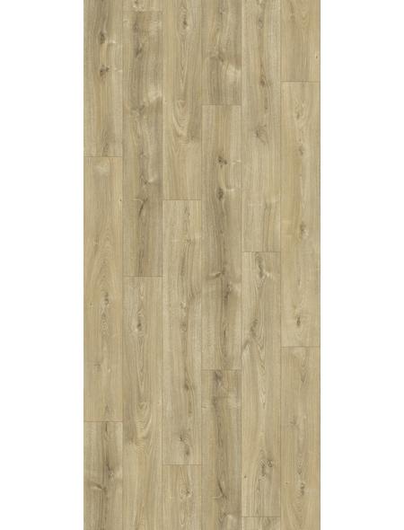 PARADOR Laminat »Classic 1070«, 9 Stk./2,24 m², 9 mm,  Eiche Nova hell gekälkt