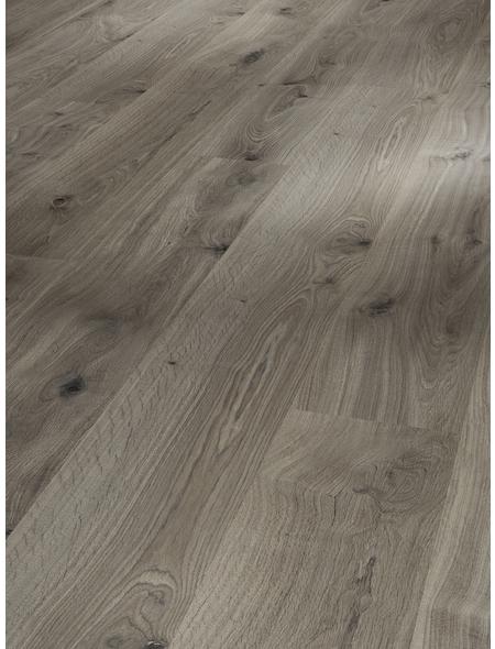 PARADOR Laminat »EcoBalance«, 11 Stk./2,74 m², 7 mm,  Eiche basalt grau
