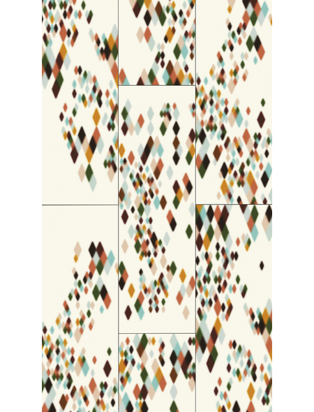 PARADOR Laminat »Edition«, 5 Stk./2,57 m², 8 mm,  Bouroullec Flou