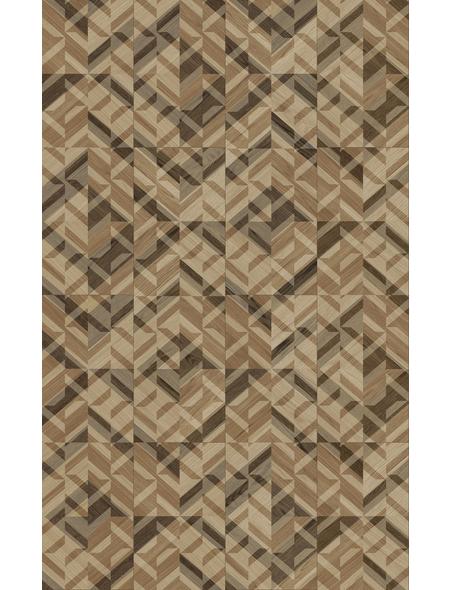 PARADOR Laminat »Edition Großformat«, 5 Stk./2,57 m², 8 mm,  Hadi Teherani Graphik Oak