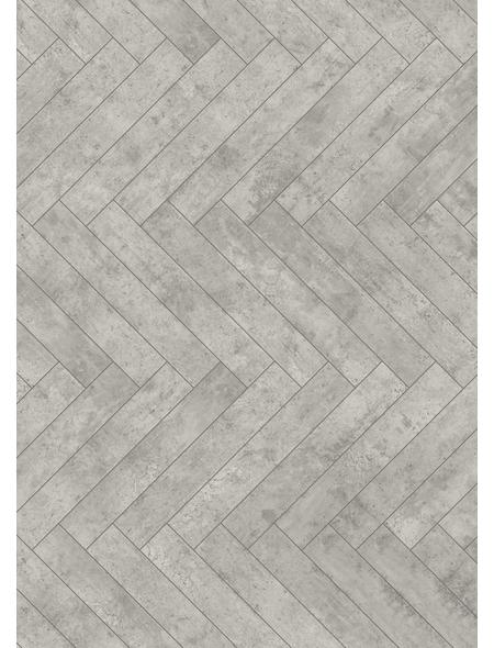 PARADOR Laminat »Edition Open Frameworks«, 13 Stk./1,6 m², 8 mm,  Hadi Teherani New Concrete