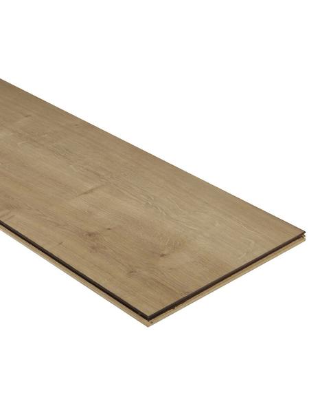 KAINDL Laminat »Masterfloor«, 7 Stk./2,36 m², 8 mm,  Eiche Chalet
