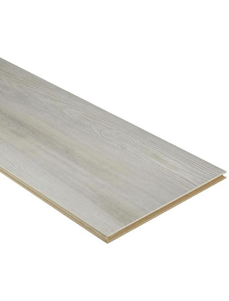KAINDL Laminat »Masterfloor«, 7 Stk./2,36 m², 8 mm,  Kiefer Rotara