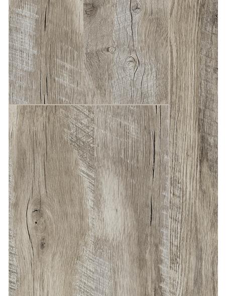 KAINDL Laminat »Masterfloor«, BxL: 193 x 1383 mm, Stärke: 8 mm, Eiche Bjorg