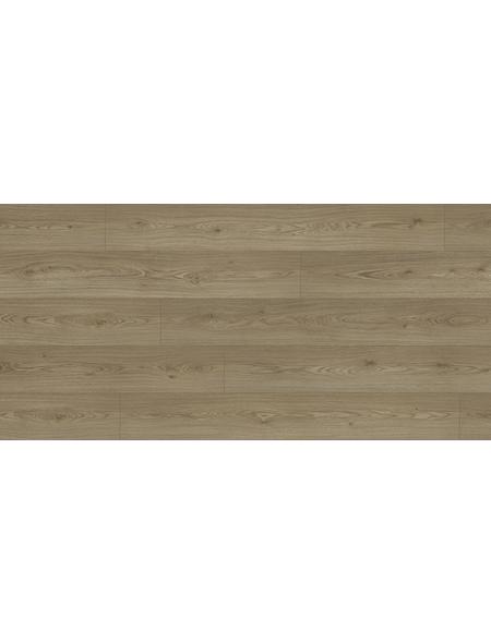 KAINDL Laminat »Masterfloor«, BxL: 193 x 1383 mm, Stärke: 8 mm, Eiche Sober