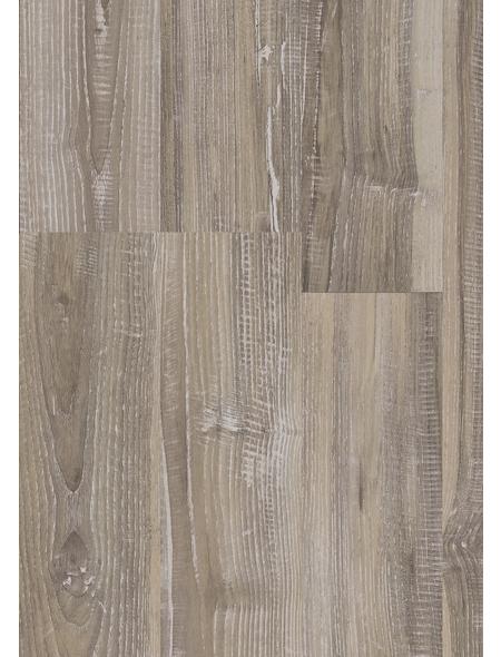 KAINDL Laminat »Masterfloor«, BxL: 193 x 1383 mm, Stärke: 8 mm, Esche Rivoli