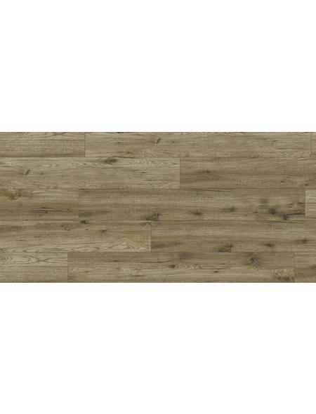 KAINDL Laminat »Masterfloor«, BxL: 193 x 1383 mm, Stärke: 8 mm, Hickory Kansas