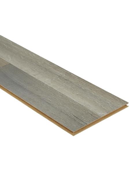 KAINDL Laminat »Masterfloor«, BxL: 193x1383 mm, Eiche Sterling
