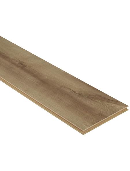 RENOVO Laminat »Renovo«, BxL: 159 x 1383 mm, Stärke: 8 mm, Eiche Portland