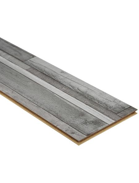 RENOVO Laminat »Renovo«, BxL: 193 x 1383 mm, Stärke: 7 mm, Lärche Rotterdam