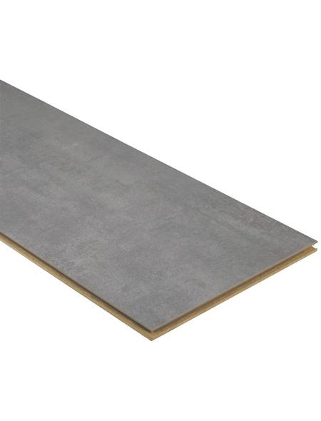 RENOVO Laminat »Renovo«, BxL: 244 x 1383 mm, Stärke: 8 mm, Beton