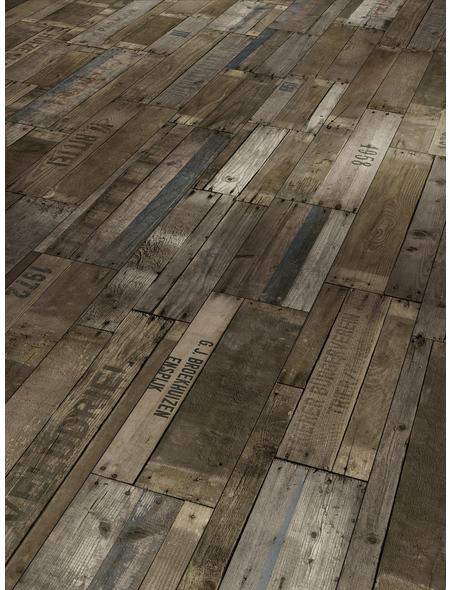 PARADOR Laminat »Trendtime 1«, B x L: 158 x 1285 mm, Globetrotter Urban Nature
