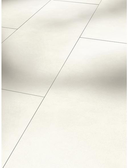 PARADOR Laminat »Trendtime 4«, 5 Stk./2,57 m², 8 mm,  Painted White