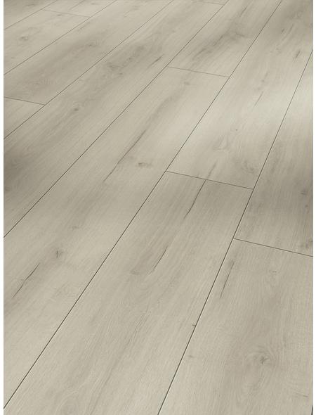 PARADOR Laminat »Trendtime 6«, 5 Stk./2,67 m², 9 mm,  Eiche Loft weiss