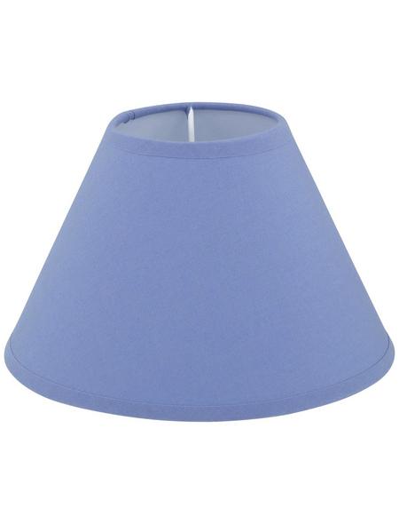various Lampenschirm, Blau, 20 cm
