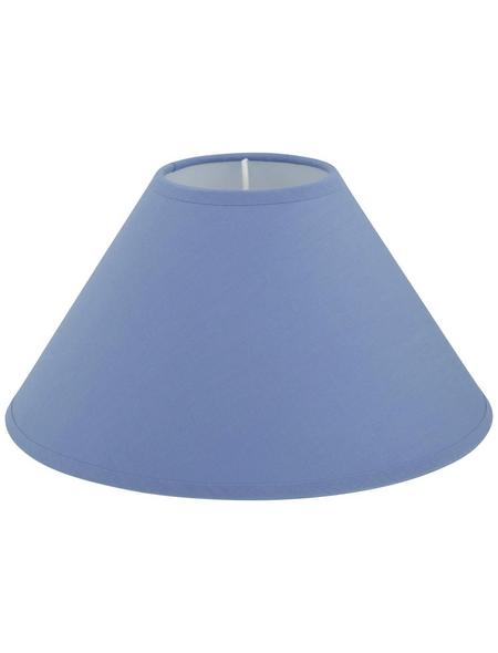 various Lampenschirm, Blau, 25 cm