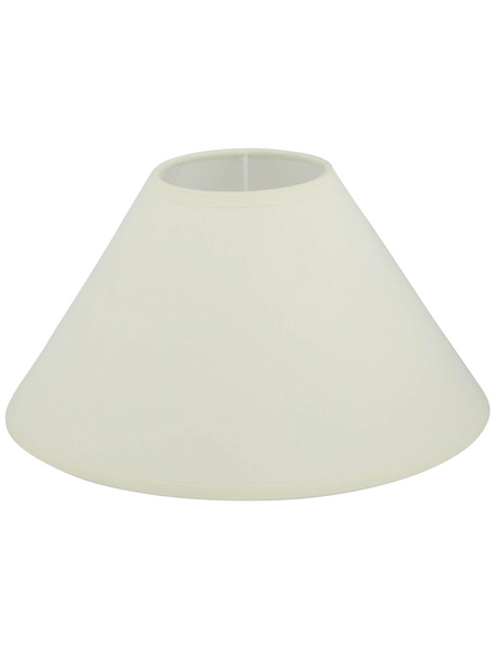 various Lampenschirm, Boy, Creme, 25 cm