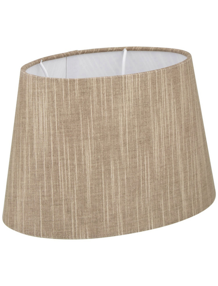 various Lampenschirm, Braun