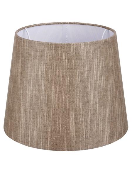 various Lampenschirm, Braun, 23 cm