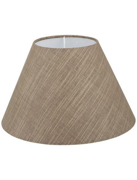 various Lampenschirm, Braun, 25 cm