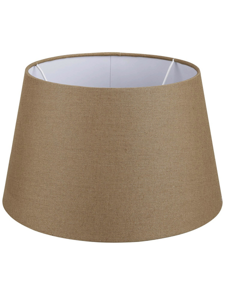various Lampenschirm, Braun, 30 cm