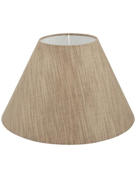 various Lampenschirm, Braun, 35 cm