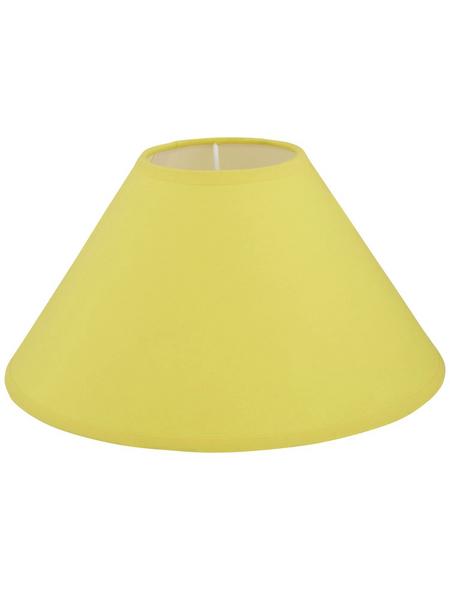 various Lampenschirm, Gelb, 25 cm