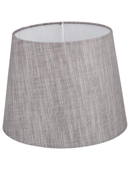 various Lampenschirm, Grau, 23 cm