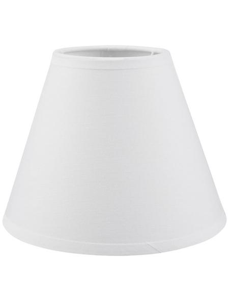 various Lampenschirm, Weiß, 16 cm