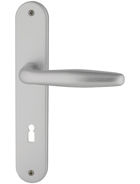 ALPERTEC Langschild-Garnitur »Ray II«, Aluminium