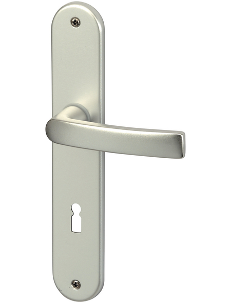ALPERTEC Langschild-Garnitur »Vanda«, Aluminium