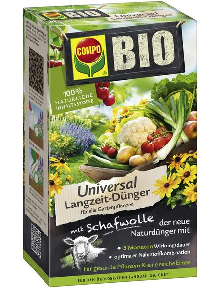 COMPO Langzeitdünger »BIO«, 2 kg, schützt vor Mangelerscheinungen