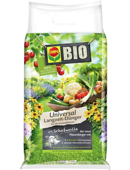 COMPO Langzeitdünger »BIO«, 4 kg, schützt vor Mangelerscheinungen