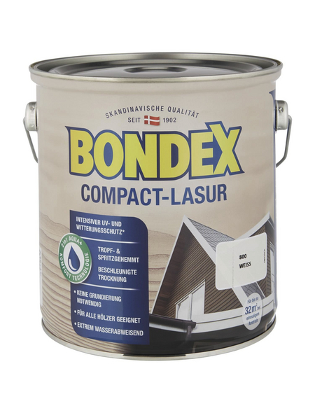BONDEX Lasur Lasierend
