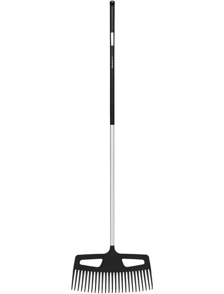 FISKARS Laubbesen »Xact«, Arbeitsbreite: 49 cm, schwarz/orange