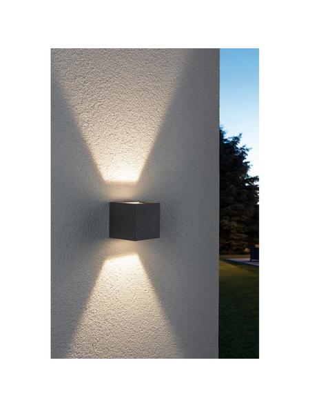 PAULMANN LED-Aufbauleuchte »Cybo«, 6 W, IP65, warmweiß