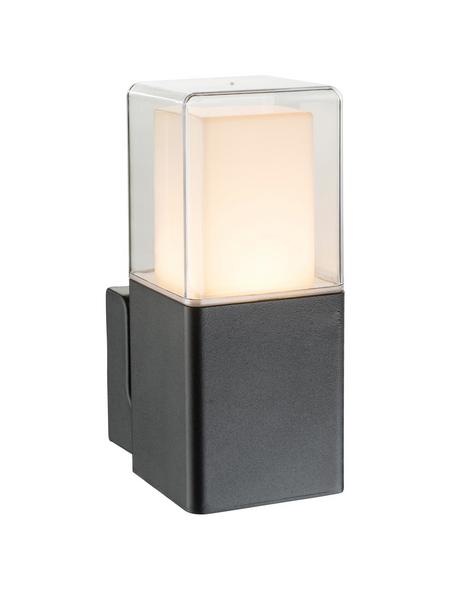 GLOBO LIGHTING LED-Außenleuchte, 12 W, IP44, warmweiß